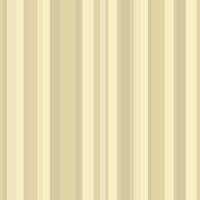 Wall mural Abstract wallpaper with golden vertical strips. Seamless colorful background