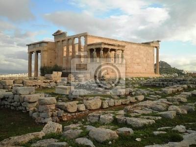 Acropolis Temple Athens Greece
