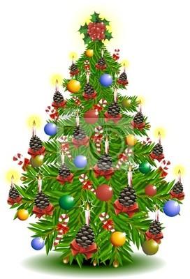 Albero Natale-Christmas Tree-Sapin Noël-6