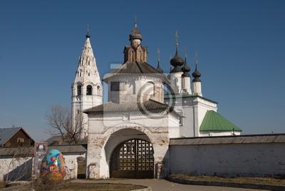Alexander monastery in Suzdal