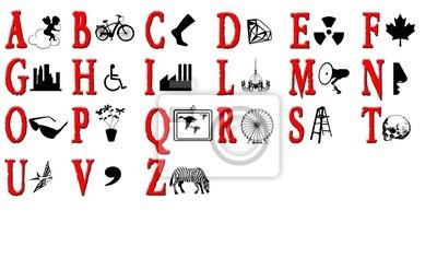 Alfabeto Illustrato
