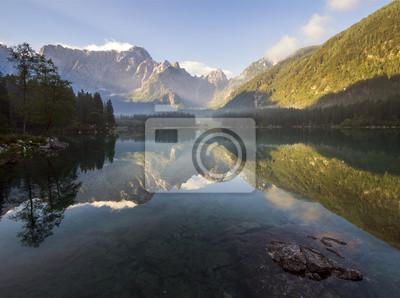Alpejskie lustro