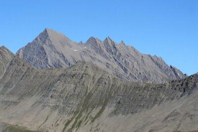 Wall mural Alpes