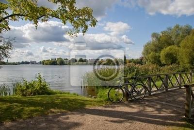 am Jungfernsee in Potsdam