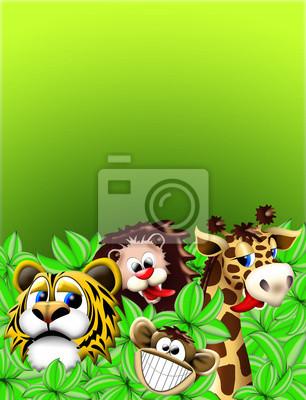 Animals Giungla - Jungle Animals - Animaux Jungle