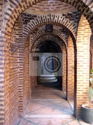 arcades marocaines