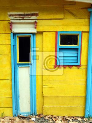 Architettura Casa Stile Creolo-Creole Style Architecture-5