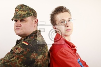 Armed Forces or civilian