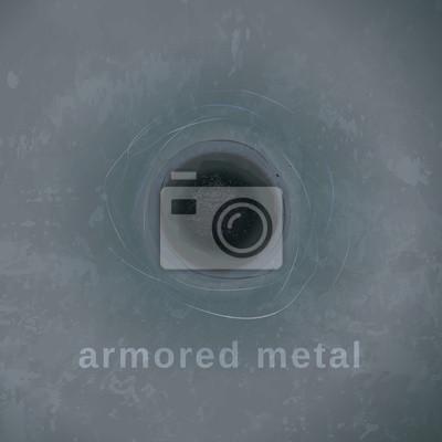armored metal