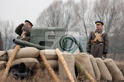 Artillery 1918