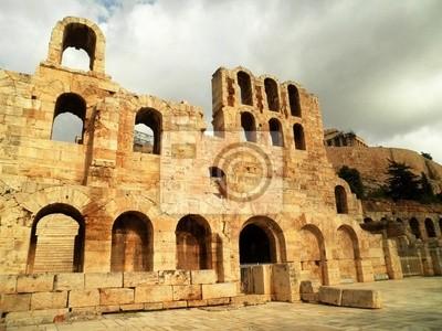 Athens Ruins Greece
