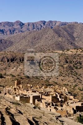 Atlas mountain, Morocco