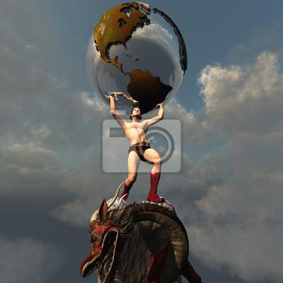 Atlas the Titan