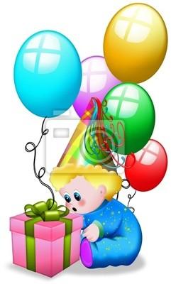 Auguri di Buon Compleanno ad un Bambino