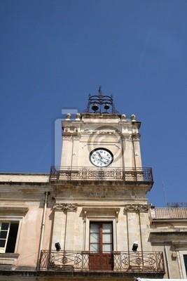 Avola - Clock Tower