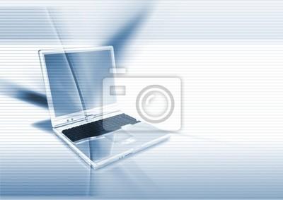 background laptop