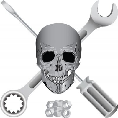 bad mechanic symbol