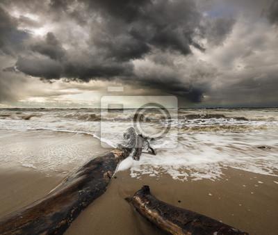 Bałtycki sztorm