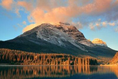 Wall mural Banff National Park