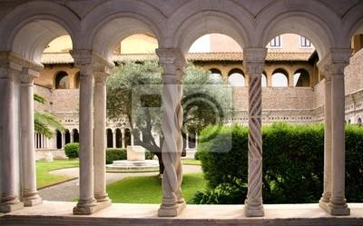 Wall mural Basilica of St John Lateran