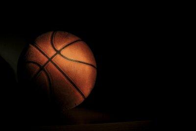 Wall mural Basketball ball