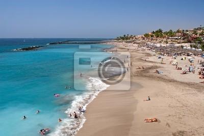 Beach of the duke,Tenerife,Canary islands
