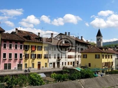 Belluno Historical Houses