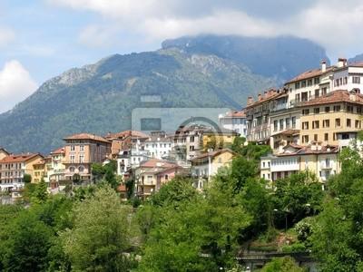 Belluno Village Town Italy