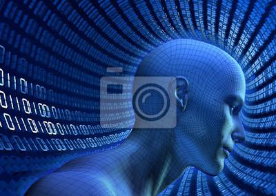Binary Cyberspace
