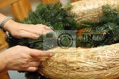 bind wreath