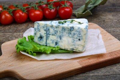 Wall mural Blue cheese