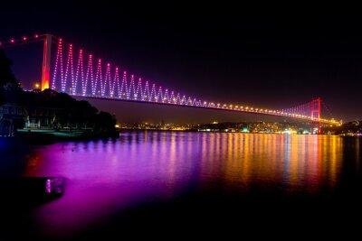 Wall mural Bosphorus Bridge