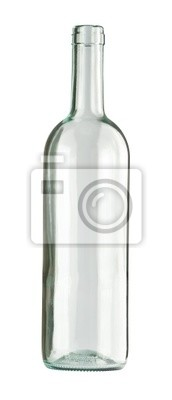 Wall mural bottle