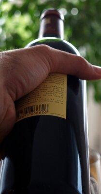 bouteille et sommelier