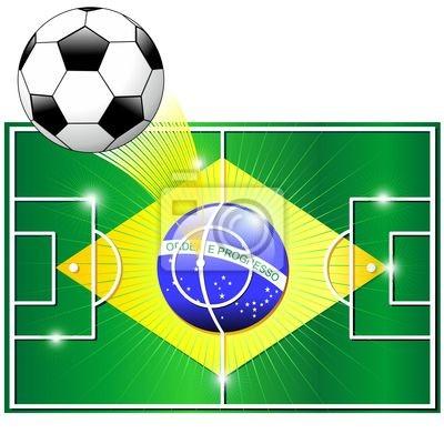 Brazil Flag Soccer Championship