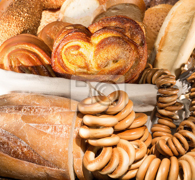 Bread and drying