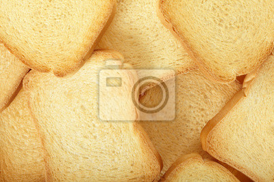 Wall mural Bread background