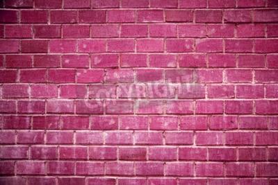 Wall mural brick wall