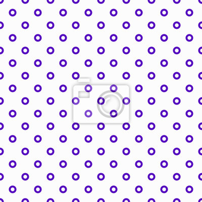 bright colored circles seamless geometric pattern for your design