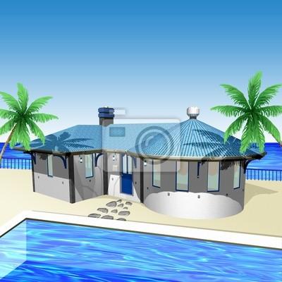 Bungalow Casa con Piscina Mare-House Swimming Pool and Sea