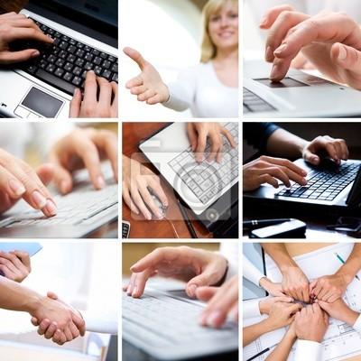business hands