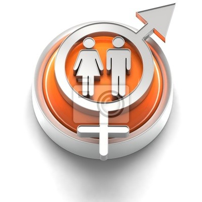Button Icon: Unisex