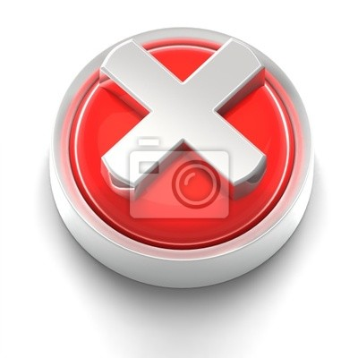 Button Icon: X