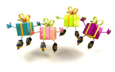 Cadeaux en roller