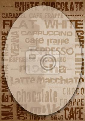 cafe menu page