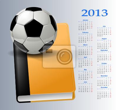 Calendar Bible football in 2013