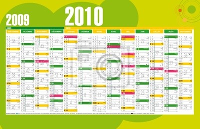 Calendrier2009_2010