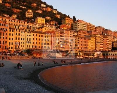Camogli-Italia-La Baia
