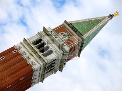 Campanile Tower Venice Italy