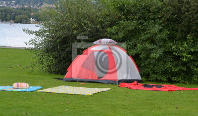 camping...tente